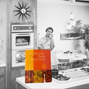 1962 Dinner Party Cookbook • A Sunset Book